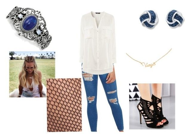 """""""clothes 356"""" by bellskids on Polyvore featuring Topshop, Halogen, 1928, H&M and Rebecca Minkoff"""