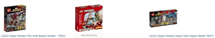 Amazon.com:+Sale+On+LEGO+Marvel+Sets+Today+Only