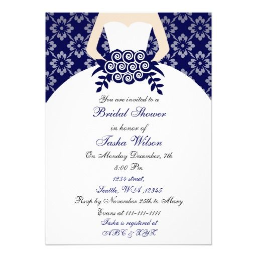 17 best images about danielle 39 s shower on pinterest for Designer bridal shower invitations