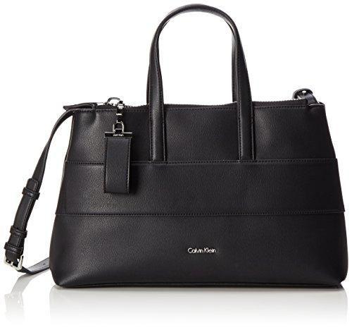 Oferta: 125.36€. Comprar Ofertas de Calvin Klein LUC7 Medium Tote, Bolsa para Mujer, Negro (Black), 14 x 25 x 40 cm (b x h x t) barato. ¡Mira las ofertas!