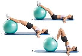 Carve Out Your Abs With These Swiss Ball Exercises