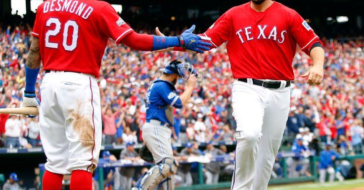 Red Sox let former Ranger Mitch Moreland pitch (LINK)