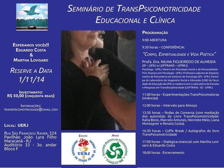 Evento de 1/11/2014!! Inscrições Abertas!!