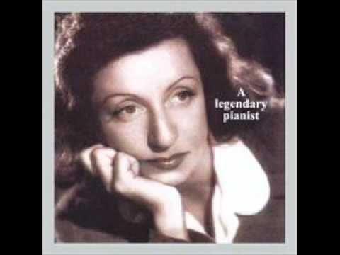 Youra Guller plays Scarlatti Sonata in E major L 23