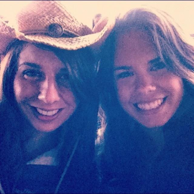 #country concert fun :p