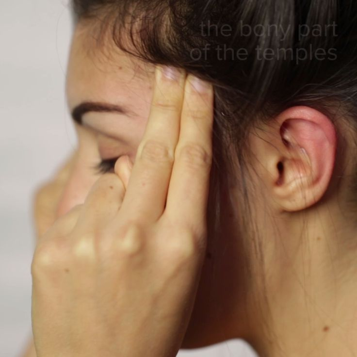 11 Pressure Points For Headache Relief