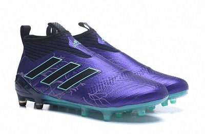 size 40 34401 12d7e 2018 FIFA World Cup Mens Buy Adidas ACE 17+ Purecontrol FG Dragon High Top  Soccer Cleats Purple Black Green