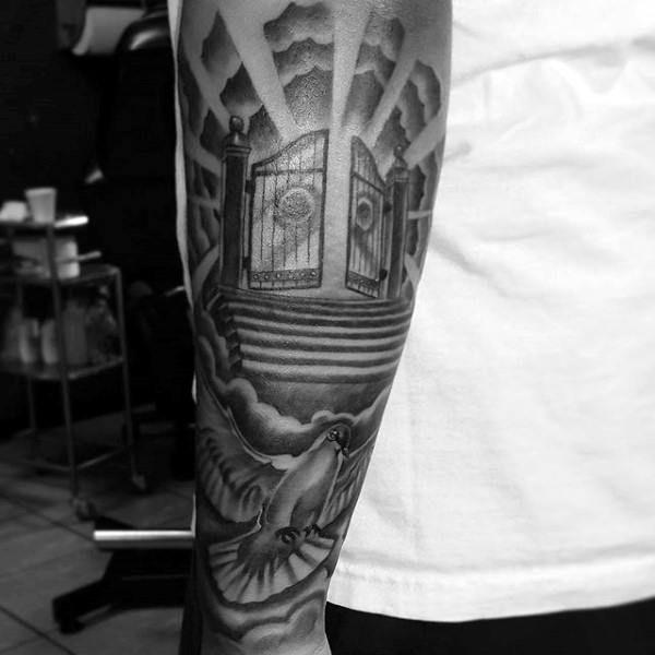 Best 25+ Religious Tattoos For Men Ideas On Pinterest