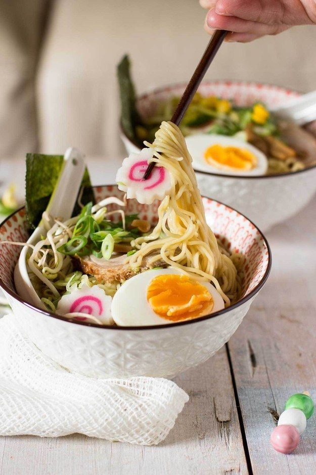 Shoyu Ramen | Community Post: 31 Asian Noodle Dishes That'll Make You Quit Takeout Forever