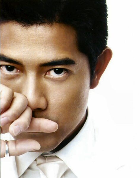 Aaron Kwok, Hong Kong singer, dancer, actor, and one of the Cantopop Four Heavenly Kings (四大天王)