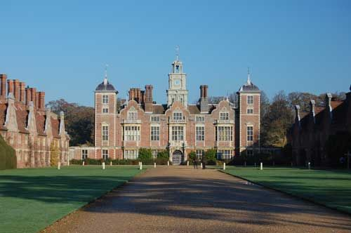 Blickling Hall Norfolk