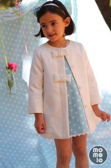 MOMOLO   moda infantil    Abrigos Nené Canela, niña, 20150310125406
