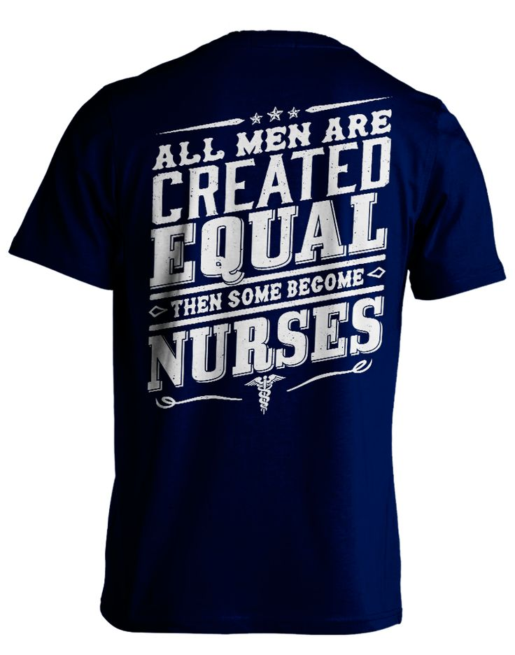 """Pick your favorite style: Are you a proud Nurse? Now you can show it with this Super Cool """"Male Nurse"""" design! - Guaranteed safe and secure checkout via Amazon / VISA / MASTERCARD. - Buy 2 or more and"""
