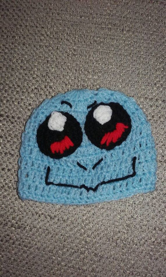 Check out this item in my Etsy shop https://www.etsy.com/uk/listing/466515447/crochet-squirtle-hat-baby-pokemon-hat