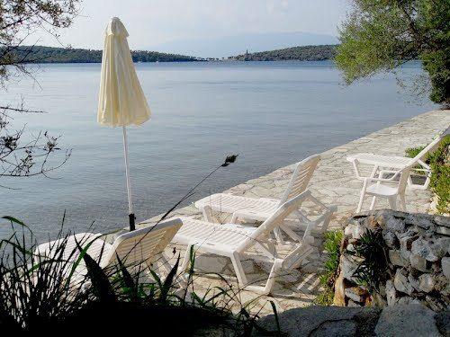 My relaxing spot on my jetty @