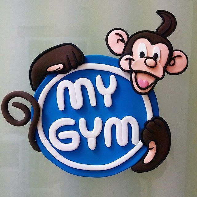 JumpingClay proje hamurundan #mygym logosu #jumpingclay #jumpingclaytr  www.jumpingclay.com.tr