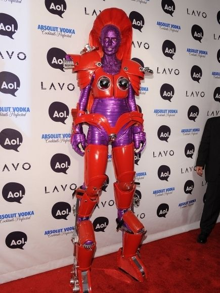 2010 | Heidi Klum's Crazy Halloween Costumes Through The Years