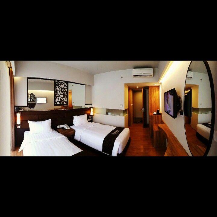 Twin Bed Hotel Horison Nusa Dua Bali