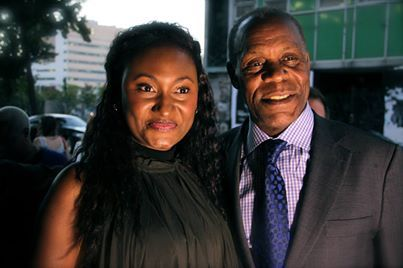 So cool to have welcomed Hollywood legend Danny Glover to the Montreal International Black Film Festival.