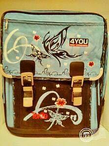 4YOU Tokio Schulranzen Schulrucksack blau,schwarz,rot neuwertig in Stuttgart - Bad-Cannstatt | eBay Kleinanzeigen