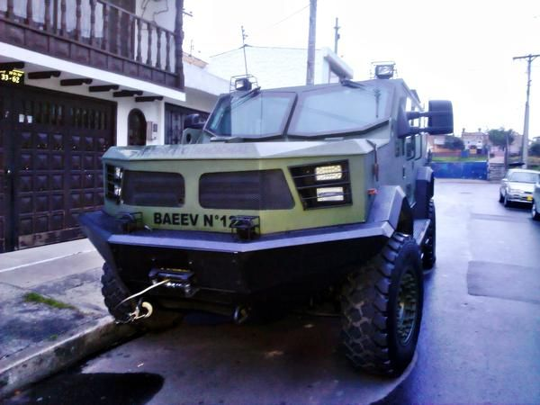 Armor International - Página 4 - América Militar