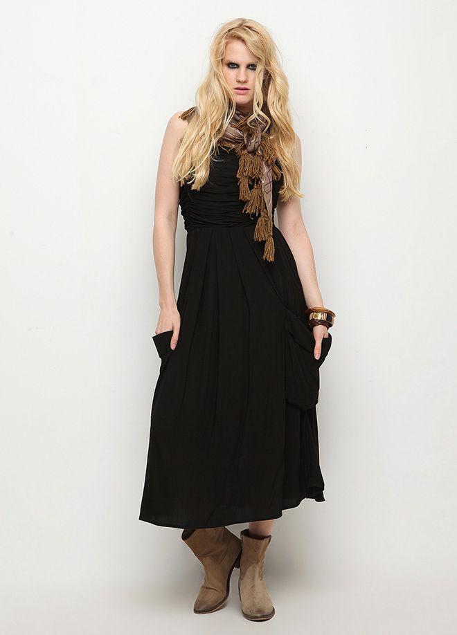 Stil Aşkı: Bohem Zamanlar Prenses elbise Markafoni'de 89,00 TL yerine 69,99 TL! Satın almak için: http://www.markafoni.com/product/4584441/