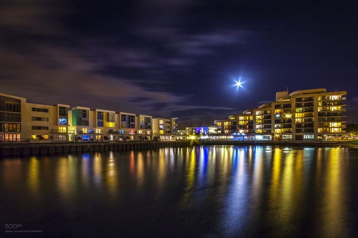 Portishead Marina by rgwphotos