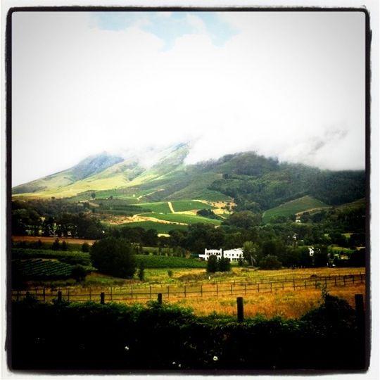 Le Pommier Wine Estate, Restaurant & Spa in Banhoek Valley, El Cabo Occidental