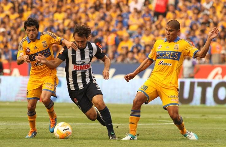 Tigres vs Monterrey En Vivo por Gala TV de Televisa Deportes juego de vuelta de los Cuartos de Final de la Liga MX Clausura 2013 juegan hoy Sábado 11 de Mayo del 2013 a partir de las 19:00hrs Centro de México en el Estadio Universitario. San Nicolás de los Garza, Nuevo León.