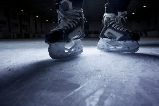 Startups and Ice Hockey