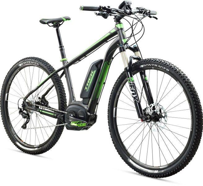 Trek lanza las bicis de montaña con asistencia eléctrica Powerfly+   Solobici.es