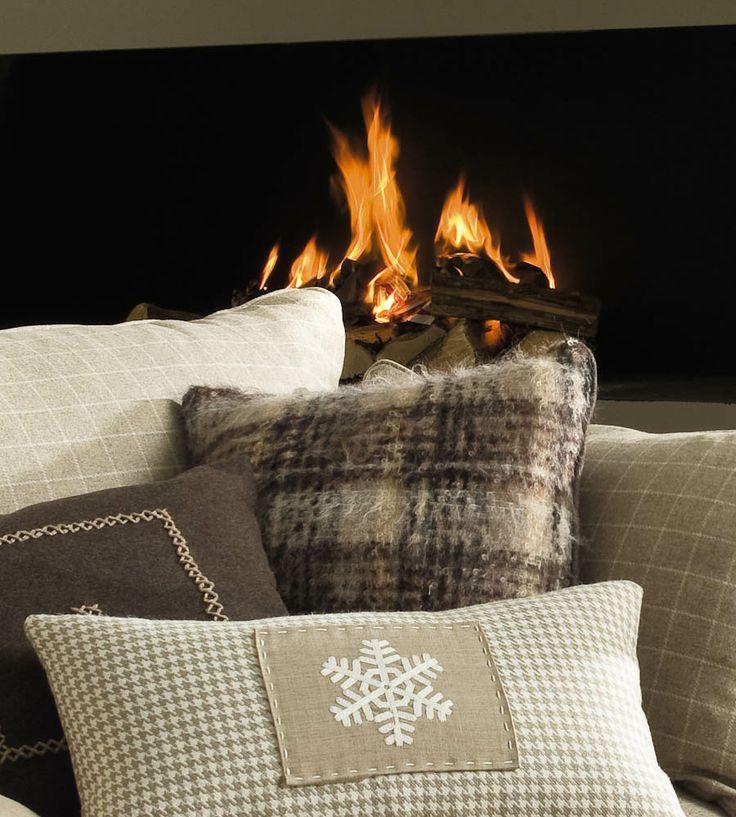 Christmas at Home | El Misti Fabric by Casamance | Jane Clayton