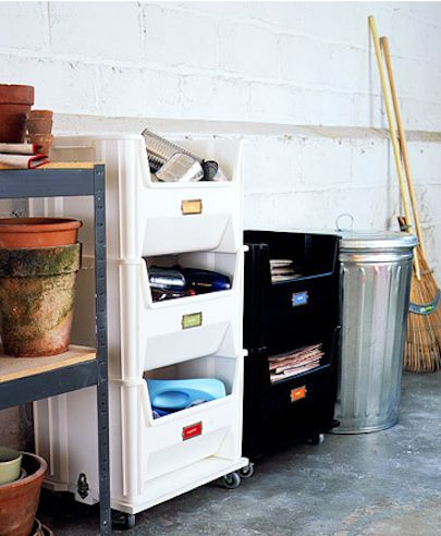 Awesome Creative Recycling Center Ideas For Small Spaces
