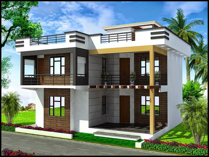 modern houses designs kenya using house paint simulator