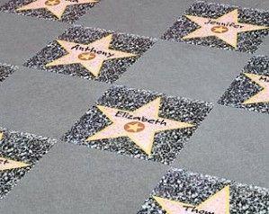 décoration Hollywood boulevard