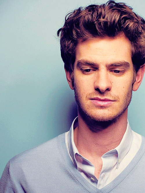 Andrew Russell Garfield!