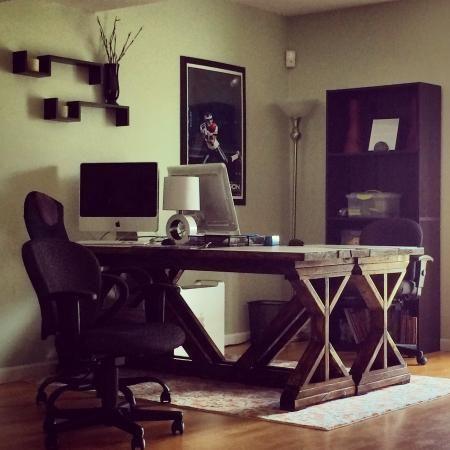 Homework Station DIY