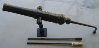 18th century swivel gun