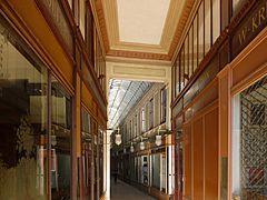 Photo de Passage du Bourg-l'Abbé, Paris 02, PA00086097