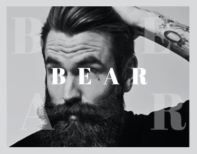 "Check out new work on my @Behance portfolio: ""BEAR"" http://be.net/gallery/33222527/BEAR"