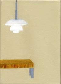 Design painting 18 x 13 cm