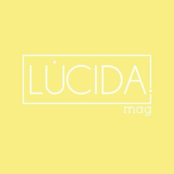 La nueva imagen de Lúcida Mag por Mariela Moyano