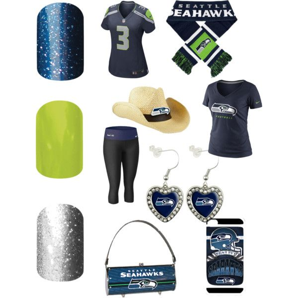 Seattle Seahawks Jamberry Nail Wraps  www.kyoung.jamberrynails.net