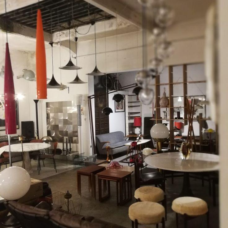 A pranzo con mangiarotti magazzino76 viapadova76 m76 for Design vintage milano