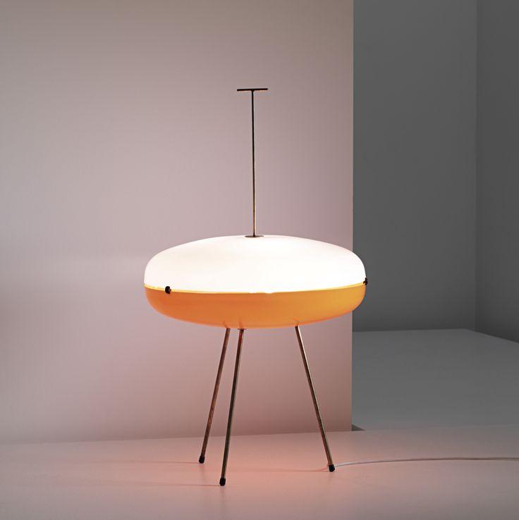 Giò Ponti - Rare Standard Lamp, circa 1957