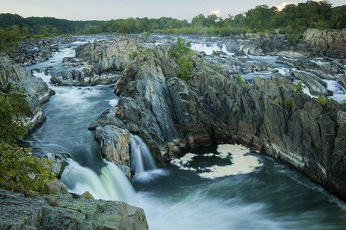 Great Falls National Park, VA. Photo by Mike A (PolarBearM), via Flickr
