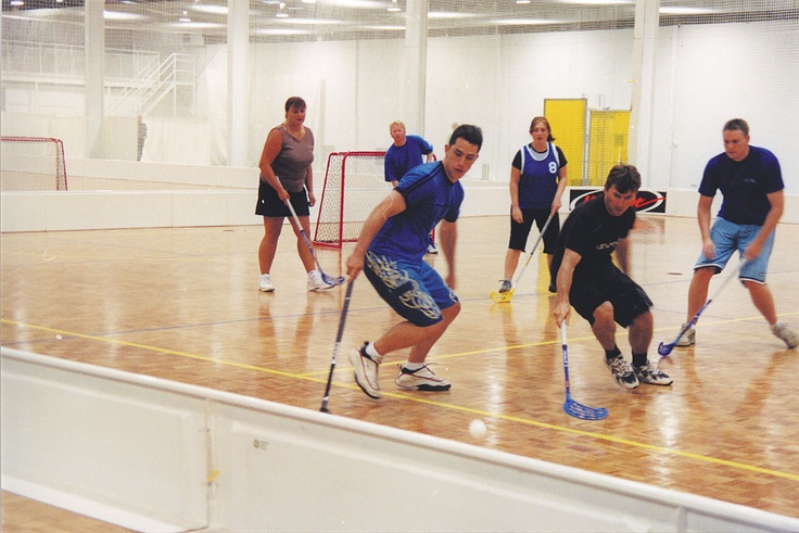 Yes, Floorball thrives down under! Revolution Sports is in Perth Australia