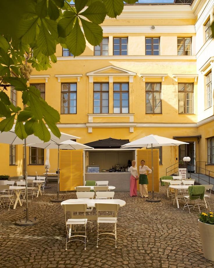 Summer cafe 2012