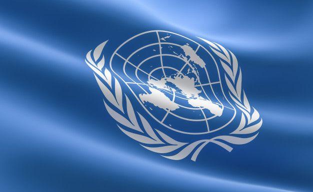 Bandera De Las Naciones Unidas Ilustrac Premium Photo Freepik Photo Bandera Bandera De Las Naciones Unidas Bandera De La Onu Naciones Unidas