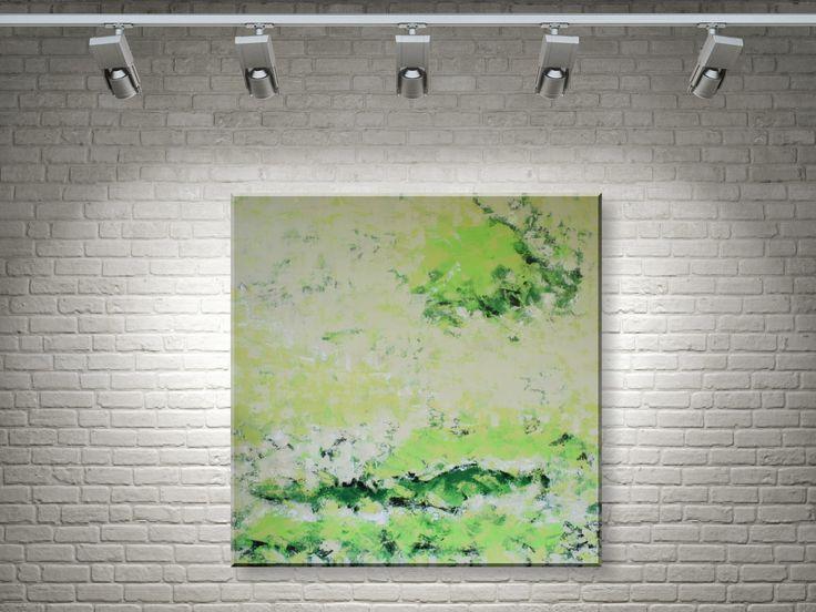 23 besten Abstract Green Bilder auf Pinterest Abstrakte - farbpsychologie leuchtende farben interieur design